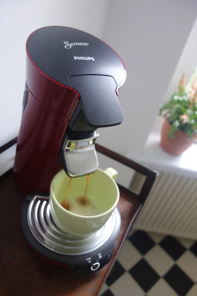 Senseo Kaffee Wässrig