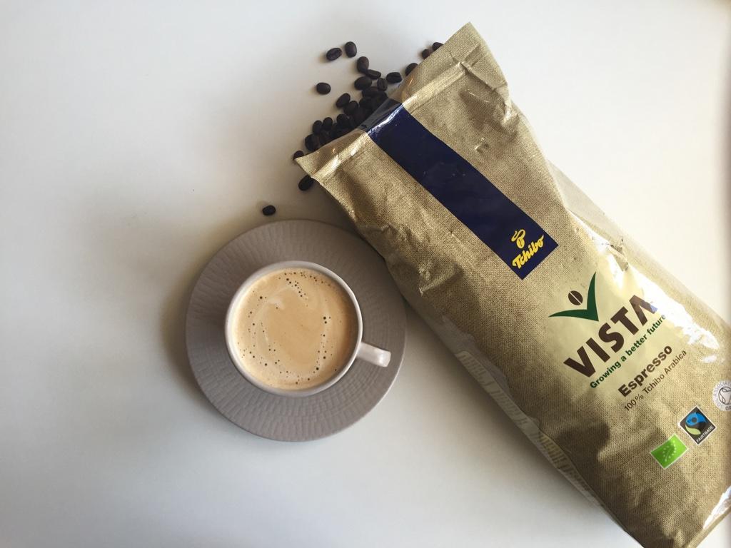 Tchibo Vista Espresso
