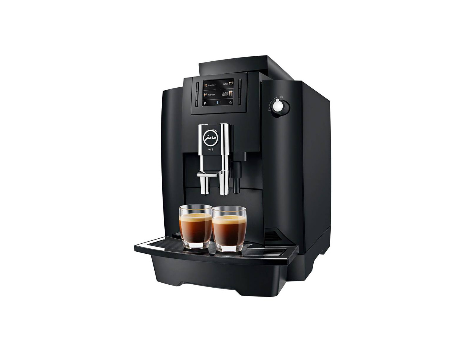 jura we6 kaffeevollautomat kaffee online kaufen kaffee handelsvertretung wiencek. Black Bedroom Furniture Sets. Home Design Ideas