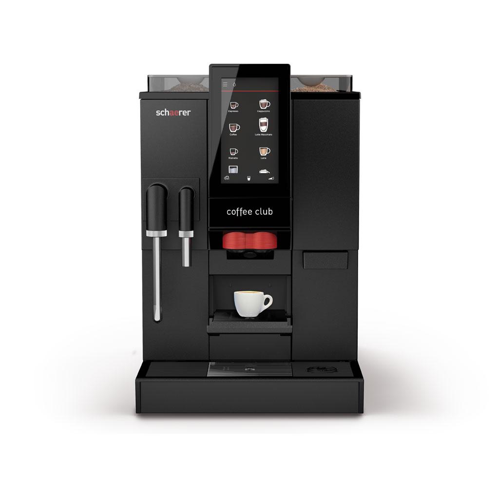 Schaerer Machine A Cafe Automatique