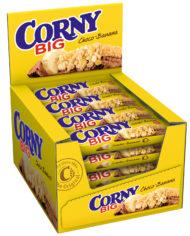 corny big schoko banane karton